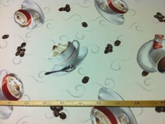 Panama Coffee, 160 cm Breite