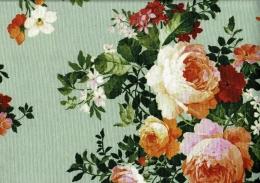 Rose 2, Breite 140 cm, pflegeleicht
