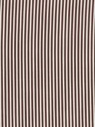 Toile de Jouy Pastorale Stripe braun, Breite 280 cm