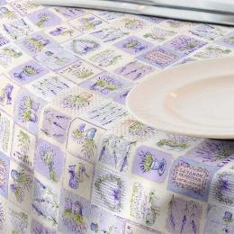 Provencestoff, Lavande, Breite 280 cm, Lavendel