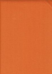 Uni Orange, Breite 280 cm, 100% Baumwolle